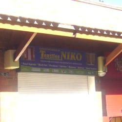 Comercializadora de textiles Niko Calle 145 en Bogotá