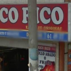 Rico Rico Avenida Caracas con 68C en Bogotá