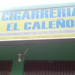 Cigarrería El Caleño en Bogotá