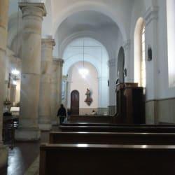 Santa Lucia en Bogotá