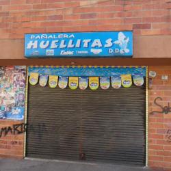 Pañalera Huellitas D.D en Bogotá