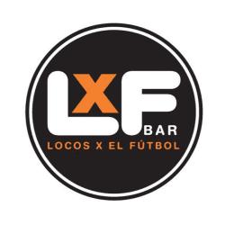 Locos por el fútbol (LXF) Parque de la 93 en Bogotá
