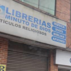 Librería Minuto de Dios Veinte de Julio en Bogotá
