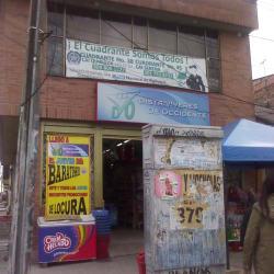 Distriviveres de Occidente en Bogotá