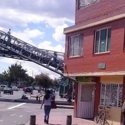 Estación Pizza Burguer en Bogotá