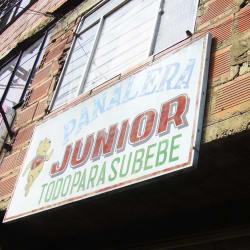 Pañalera Junior en Bogotá