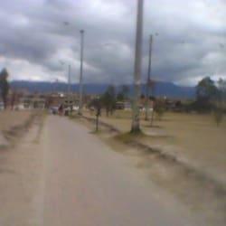 Parque Las Margaritas en Bogotá