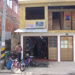 Almacén y Taller de Bicicletas J.D 1 en Bogotá