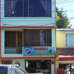 Cigarrería Johlis en Bogotá