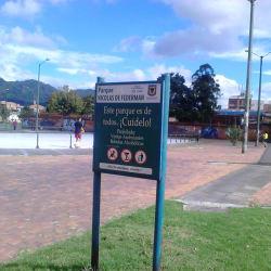 Parque Nicolás de Federmán en Bogotá