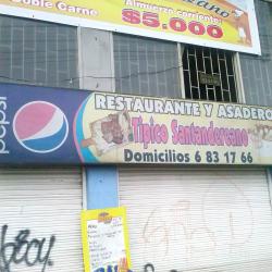 Restaurante y Asadero Típico Santandereano en Bogotá