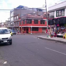 La Llamarada Ardiente  en Bogotá
