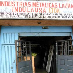Industrias Metálicas Laura en Bogotá