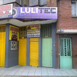 Lulitec Parlantes en Bogotá
