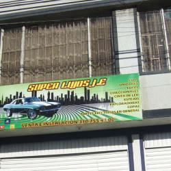 Super Lujos J.E en Bogotá