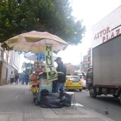 Minutos Carrera 11 con Calle 67 en Bogotá