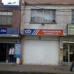 Droguería Torres E.M en Bogotá