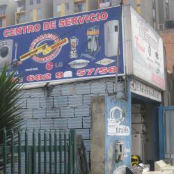 Centro de Servicio y Reparación  en Bogotá