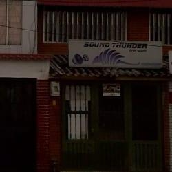 Sound Thunder Car Audio en Bogotá