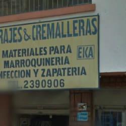 Herrajes y Cremalleras en Bogotá