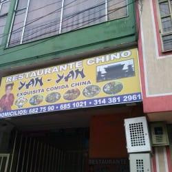 Restautante Chino Yah Yah en Bogotá