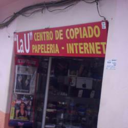 Centro de Copiado La U en Bogotá