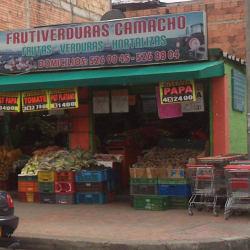 Frutiverduras Camacho en Bogotá