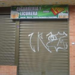 Cigarrería y Licorera Donde Mike en Bogotá