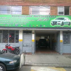 Ingenieria Automotriz MAF en Bogotá