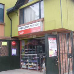 Papelería Papiros en Bogotá