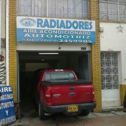 Radiadores AC Automotriz en Bogotá