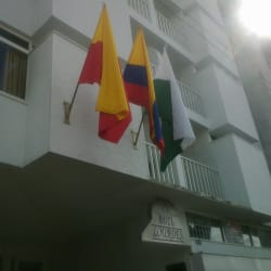 Hotel Lourdes en Bogotá