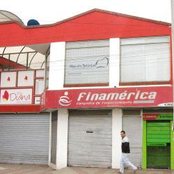 Finaméricana Compañía de Financiamiento en Bogotá