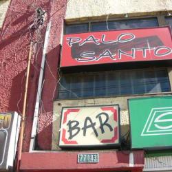 Bar Palo Santo en Bogotá