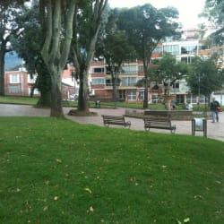 Parque de Usaquén  en Bogotá