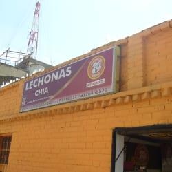 Lechonas Chía en Bogotá