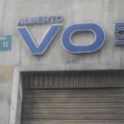 Alberto VO5 Centro en Bogotá