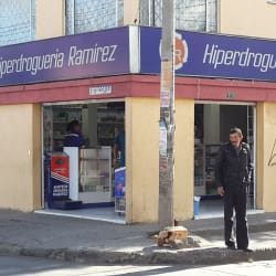 Hiperdroguería Ramirez 163 en Bogotá