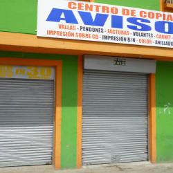 Centro de Copiado Avisos en Bogotá