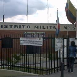 Distrito Militar 51  en Bogotá