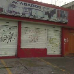 Acabados DR en Bogotá
