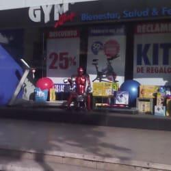 Gym Shop en Bogotá