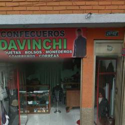 Confecueros Davinchi en Bogotá