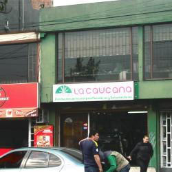 La Caucana  en Bogotá