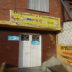 Depósito y Ferretería P y G  en Bogotá