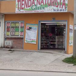 Tienda Naturista Green en Bogotá