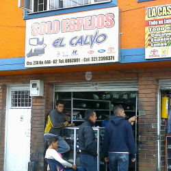 Solo Espejos Calvo en Bogotá