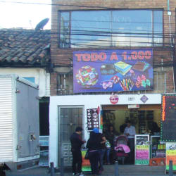 Todo A $ 1.000 en Bogotá