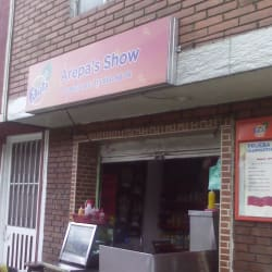 Arepa's Show en Bogotá