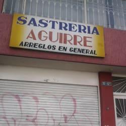Sastrería Aguirre en Bogotá
